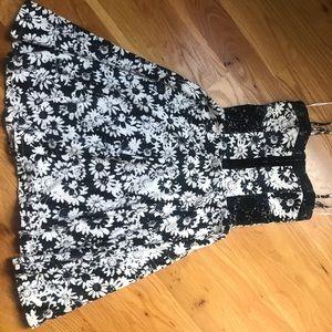 Aeropostale Dresses - Aeropostale Floral Skater Skirt 💐